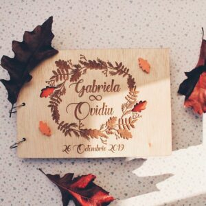 "Guestbook ""Autumn"""