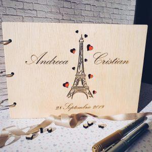 "Guestbook ""Paris"""